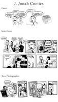 J Jonah Comics by CassieForgen