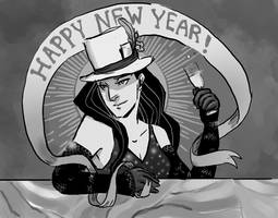 Happy New Year - 1911