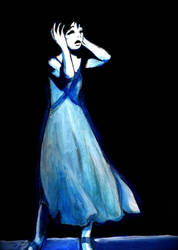 the wailing dancer, Juliet by CassieForgen