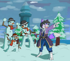 The Frost Legion