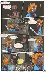 [Comic] The Peculiar Urn - 28