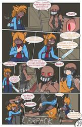 [Comic] The Peculiar Urn - 29