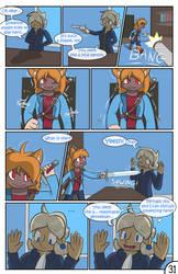 [Comic] The Peculiar Urn - 31