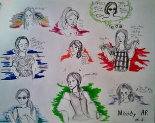 Moody Af Pt 1 by CleverMessenger