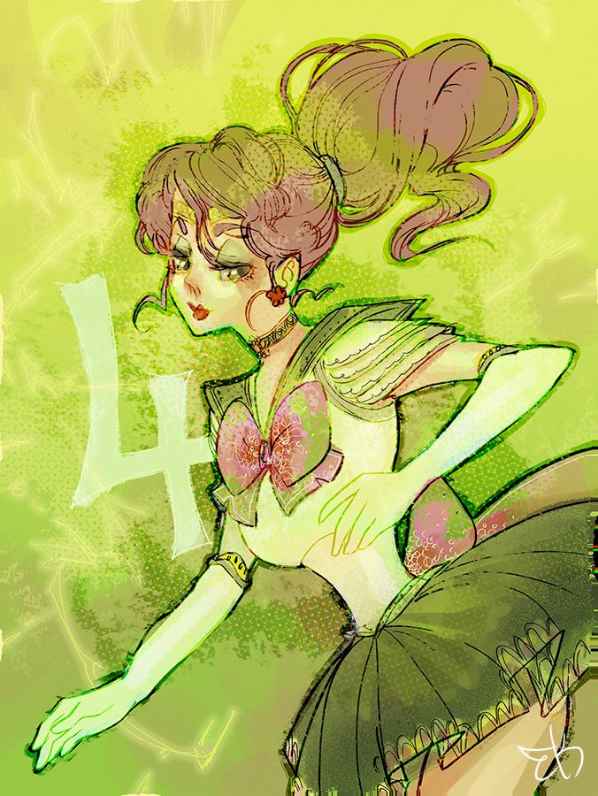 Sailor Jupiter by Ebae