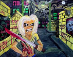 Murders In The Rue Morgue by MaleVolentSamSon