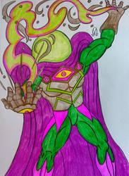 Spider-Man's Mysterio by MaleVolentSamSon