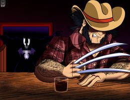 A Symbiote Walks Into A Bar