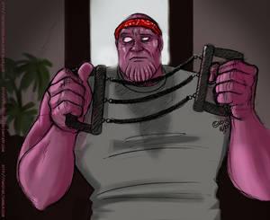 Thanos Walsh the Goonie