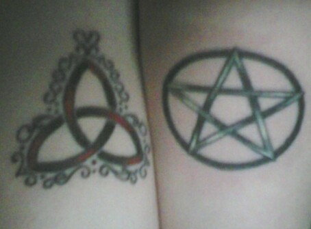 New Tat by alicethedamned