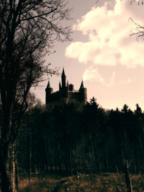 A Fairytale Castle by Aquilae
