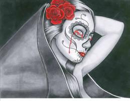 Day of the Dead 2 by artbyblain