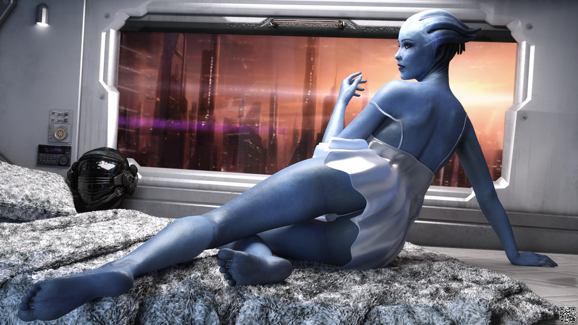 mass effect liara t soni commission by chemicq by