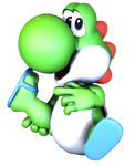 Updated barefoot Yoshi for SFM and Gmod (download)
