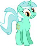 Shocked Lyra