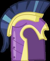 Shining Armor's Helmet by MillennialDan