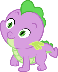 Baby Spike: You Don't Say?
