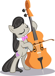 Octavia Plays Cello With Her Eyes Closed