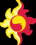 Sunset Shimmer's Cutie Mark by MillennialDan