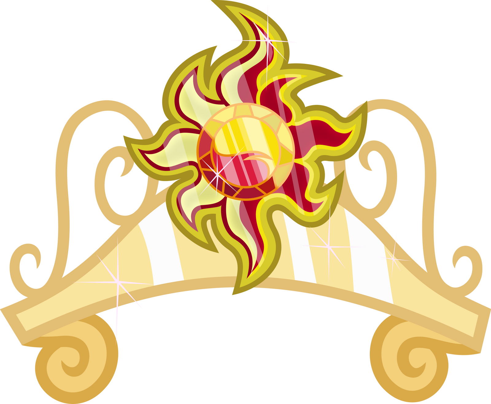 Sunset Shimmer S Crown