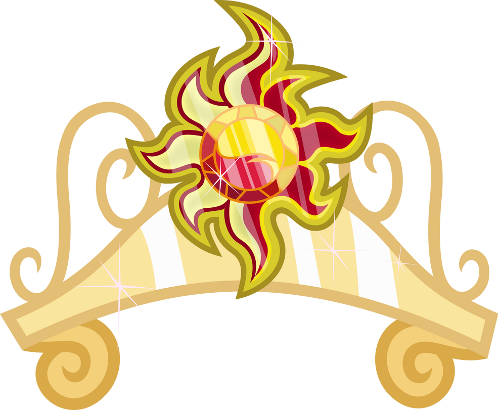 Sunset Shimmers Crown
