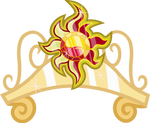 Sunset Shimmer's Crown - The Element of Magic