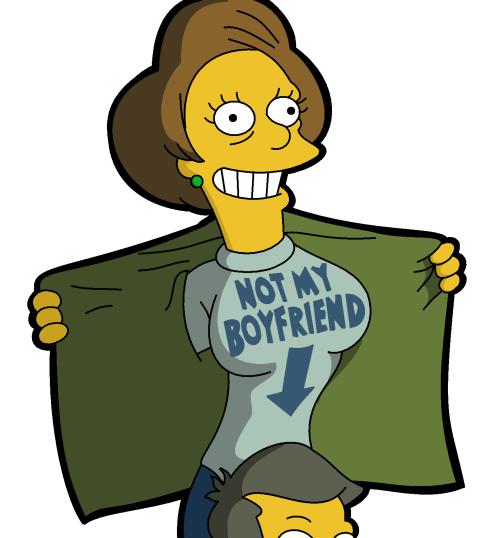 Not My Boyfriend by LeeRoberts
