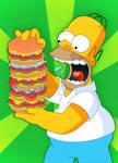 Homer Big Chew