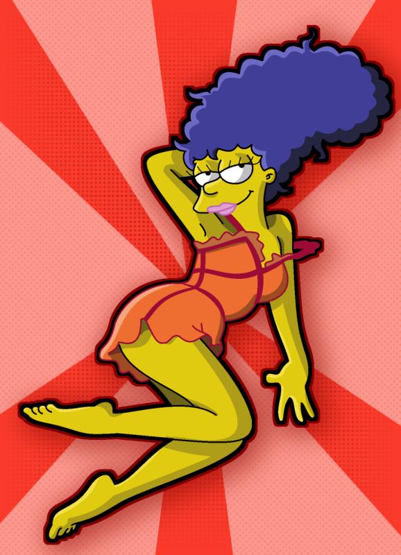 Marge St. Valentine by LeeRoberts
