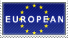 European stamp by veryangelic