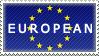 European stamp by veryangelic