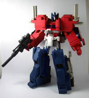 Powermaster Armor by TGping
