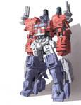 Powermaster Optimus Prime Study