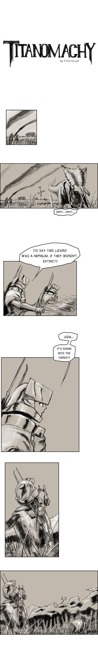 TITANOMACHY Issue 1 page 11 by TGping