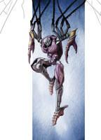 Beast Wars Transformers: Tarantulas by TGping