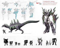 TITANOMACHY: KARNAK reference by TGping