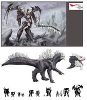 TITANOMACHY: MYRMIDON reference by TGping