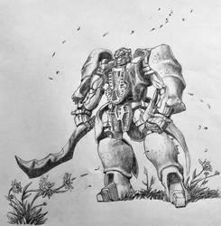 Transformers Beast Wars Rhinox by TGping