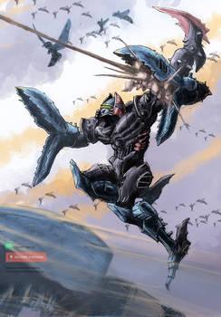 Beast Wars Scorponok