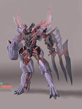 Movie Beast Wars Megatron