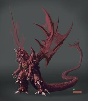 KaijuArts Destoroyah