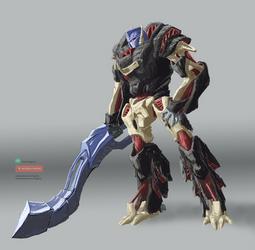 Beast Wars movie Optimus Primal