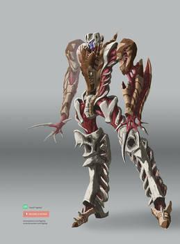 Beast Wars movie Dinobot