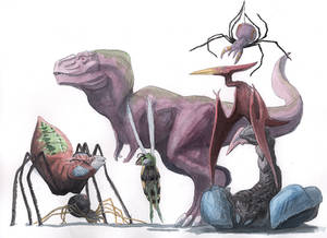 20 of 24 Beast Wars Predacons!