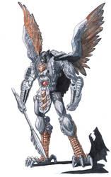 Beast Wars Silverbolt!