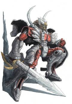 Beast Wars Magnaboss!