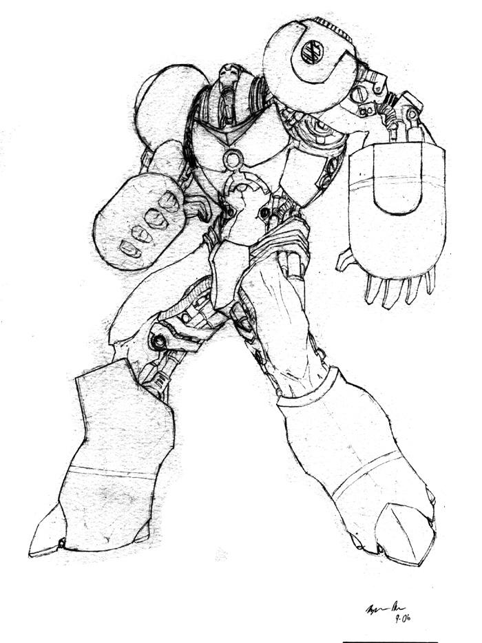 hulkbuster iron man by TGping on DeviantArt