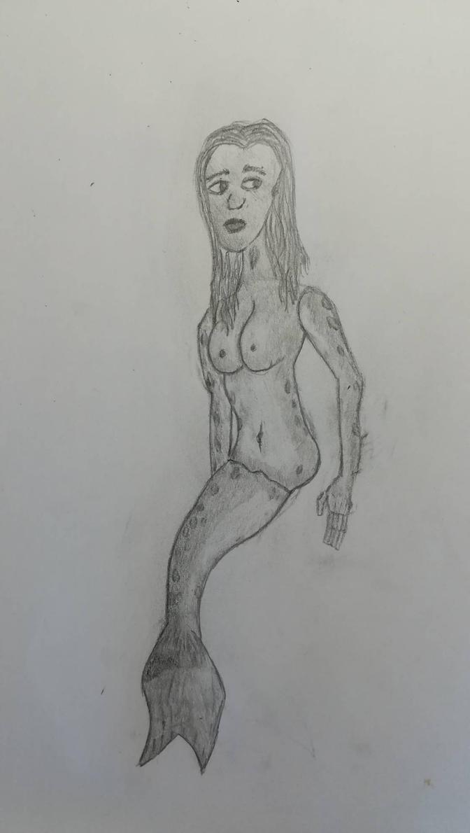 Mermaid by SztabaSztabinski