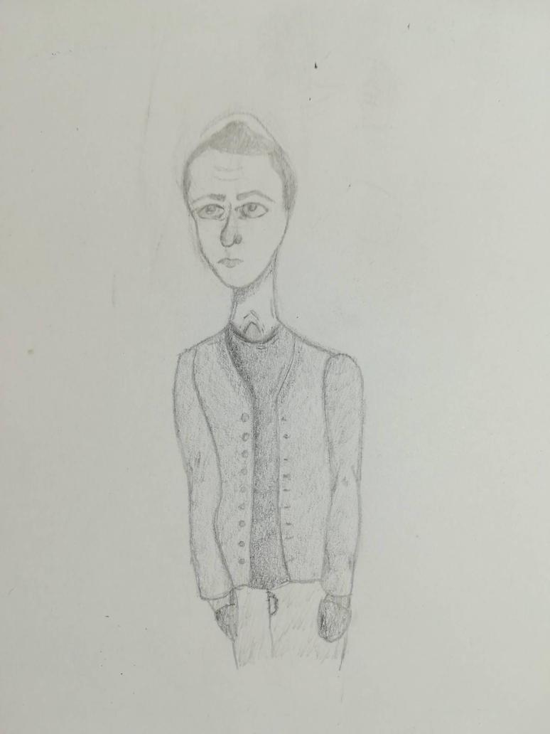 A guy by SztabaSztabinski
