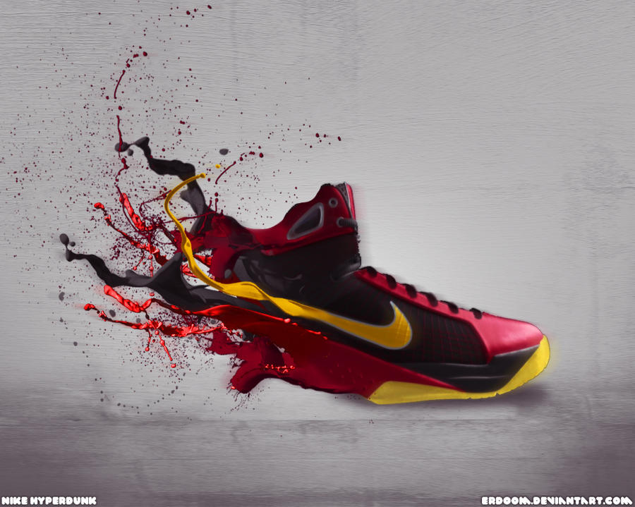 Nike HyperDunk Shoes by erdemkoltukcu